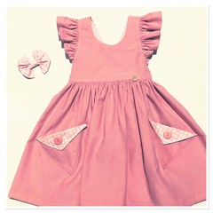 Pinafore  (  Peach )