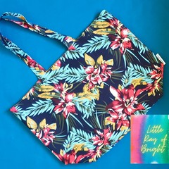Hibiscus  Haven Tote Bag