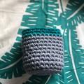 Crochet Basket, Pot-Plant Holder | T-Shirt Yarn |  Various | Postage Included!