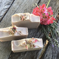 Rose Geranium & Lavender with Pink Clay