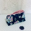 Ladies Cosmetic/Toiletry Bag