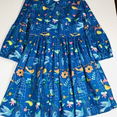 Australian design fabric for this dress size 5