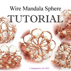 Wire Mandala Sphere Tutorial