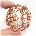 Wire Mandala Sphere Tutorial