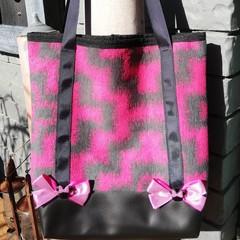 Gorgeous handmade tote bag