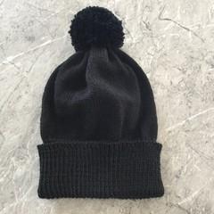 Classic Wool Beanie teen adult size custom made to order