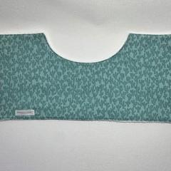 Burp Cloth | Green Cactus