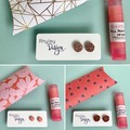 Lip Balm & Earring Gift Set