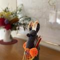 Llama Pencil Holder Crochet Accessory