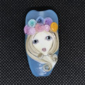 Handmade Glass Bead Lampwork Wearable Art