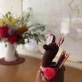 Llama Pencil Holder