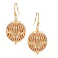 Amelia Round 14k gold Filled Earrings