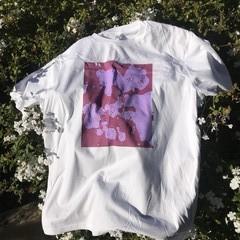 Unisex Pink Short Sleeve Tee-Shirt