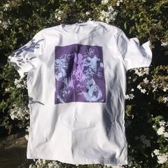 Unisex Purple Short Sleeve T-Shirt