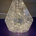 Trapezohedron sacred geometry light