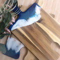 2 pk Tapas boards - ocean themed