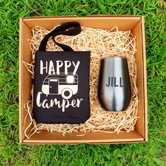 Happy Camper Gift Box | Mothers Day Gift