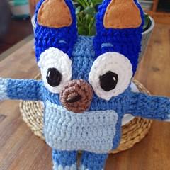 Bluey Friend