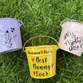 Mother's Day bucket personalised