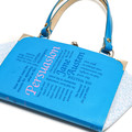 Jane Austen Novel Bag - Persuasion - Upcycled book - Bag made from a book