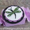 6 x Dragonfly Candy Boxes