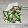 Burp Cloth Duo Gift Set | Flamingo