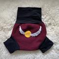 Medium HP Folden Snitch wool nappy cover