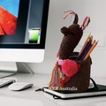 Llama Pencil Holder