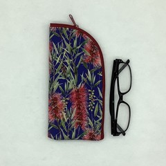 Australian Wildflower Glasses Case
