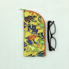 Frogs Glasses Case