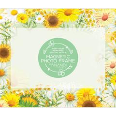 Magnetic Photo Frame - SUNNY DAYS