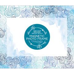 Magnetic Photo Frame - ULULWATU