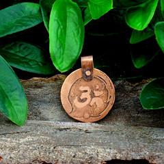 Copper Pendant OHM
