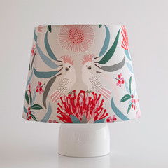 Cookatoos in the Bush Lamp Shade - 19 cm
