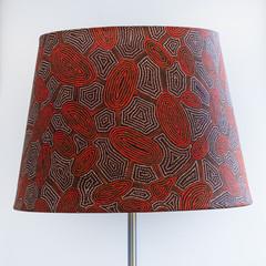 Indigenous Print Lamp Shade – 33cm