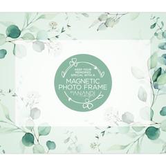 Magnetic Photo Frame - EUCALYPTUS