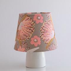 Scandi Style Gum Flower Lamp Shade – 19cm