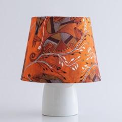 Indigenous Possum Print Lamp Shade – 19cm