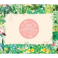 Magnetic Photo Frame - PLANT LOVER