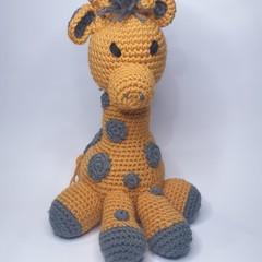 Ralphy the Giraffe