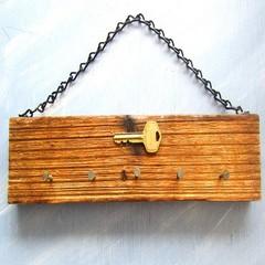 Coat Rack - Coat Rack Wall Mount - Coat Hooks - Rustic Home Decor - Home Decor -