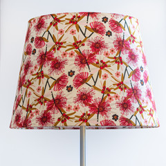 Flowering Gum Lamp Shade - 33cm