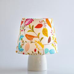 Gill's Garden Lamp Shade - 19cm