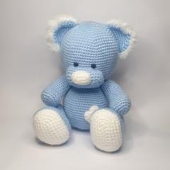 Bluey the Teddy