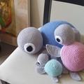 Crochet Turtle Soft Toys, Turtle Amigurumi, Stuffed Turtle, Turtle Softie