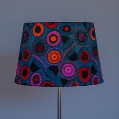 Mysterious Gum Flower Lamp Shade  - 38cm