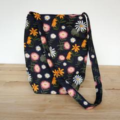 The Rose Mini Tote - Christie Williams fabric.