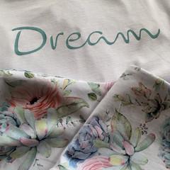 Dream succulent PJs adult
