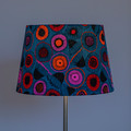Mysterious Gum Flower Lamp Shade  - 38cm