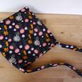 The Rose Tote - Handmade - Australian designer Fabric